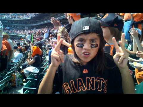 After Giants homer by Cody Ross