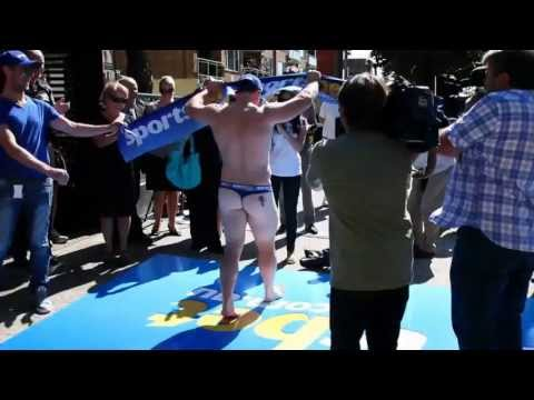 Paul Gallen Nudie Run - Sportsbet.com.au