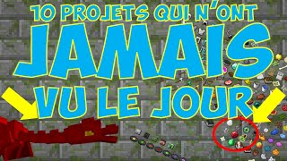 10 PROJETS QUI N