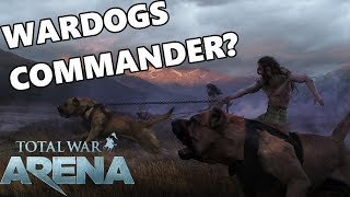 Total War ARENA - Wardogs Which Is The Best Commander? Boudica Vs Arminius
