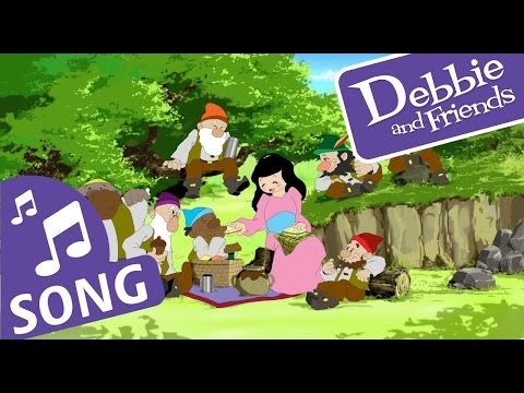 Snow White - The Mirror Mirror Song by Debbie and Friends
