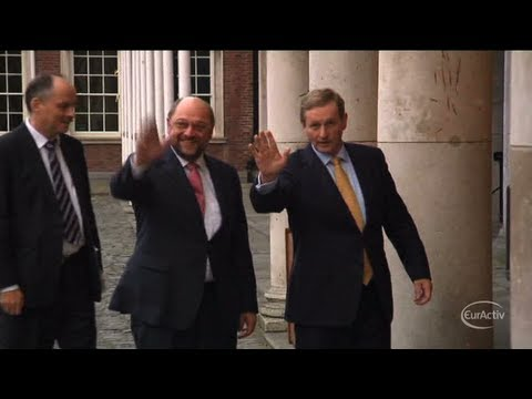 Ireland unveils EU Presidency priorities