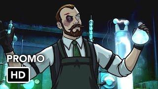 "Archer 8x07 Promo ""Gramercy, Halberd!"" (HD)"