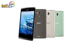 Обзор смартфона Acer Liquid Z500