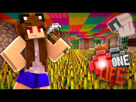 DON'T MESS WITH ME OR ELSE   Minecraft One Life