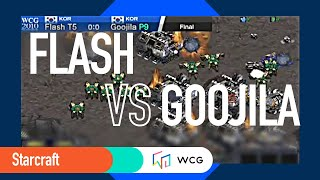 [2010 GF]StarCraft: Final/Set1- Flash(KR) vs. Goojila(KR) /English