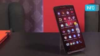 Prestigio Multiphone 5550 DUO recenzija review