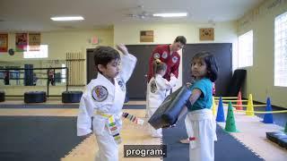 Strickland's Martial Arts   Final