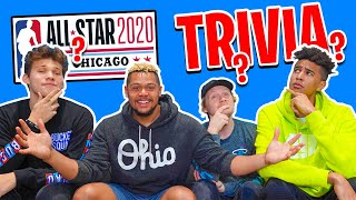 2HYPE NBA ALL STAR WEEKEND TRIVIA CHALLENGE !!