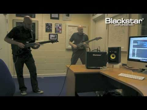 TWO Andy James'? Using the Blackstar HT-1 to record at home.