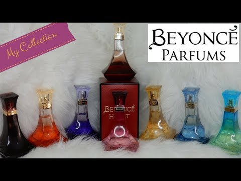 Beyonce HEAT 🌺 Full Collection | Perfume Haul | Perfume Review