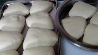 How to make Butter flap (buttahflap) bread Guyana
