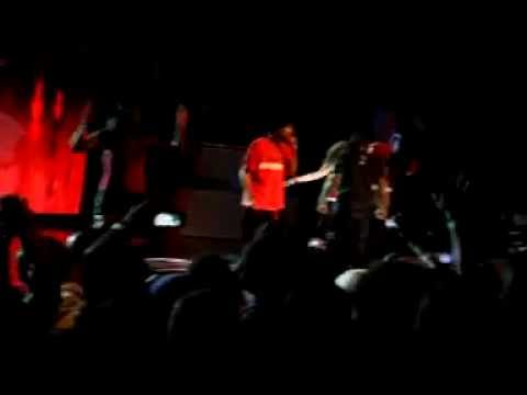 TPain live Performance in Ghana Africa-E&S Chl