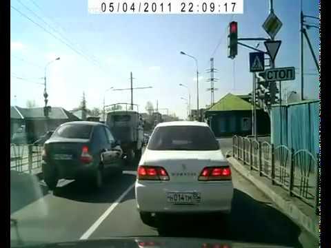 ДТП жесть. Газель VS ВАЗ