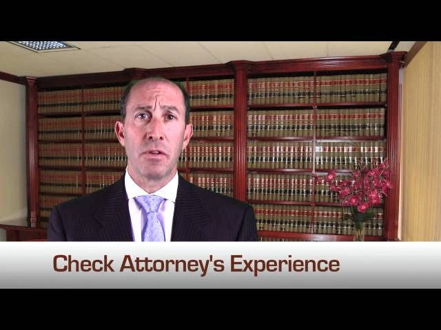 Craig Simon Lawyer Experience