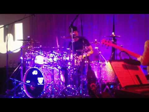 Winter NAMM 2012 - Sabian Live - Tony Royster Jr.