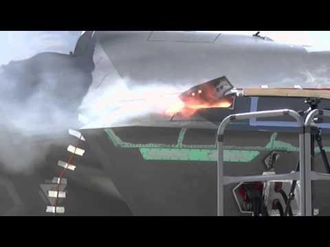 VIDEO : Le F-35A réalise ses premiers essais canon
