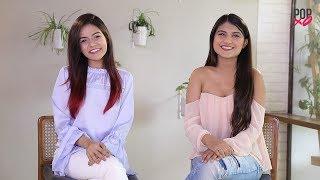 Komal & Cherry Bust Hair Colouring Myths - POPxo