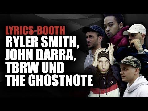 Special BOOTH: Ryler Smith, TBRW, John Darra & Ghostnote, G Mello | LYRICS TV