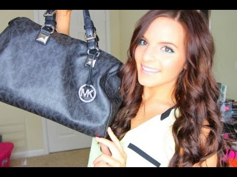 Discount Code For Michael Kors Grayson Satchels - Watch V 3dajium4zczaq