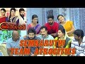 Naanga Vaayaadi Kudumbam ! Sembaruthi Serial Family   Behind The Scenes   Just For Laughs !
