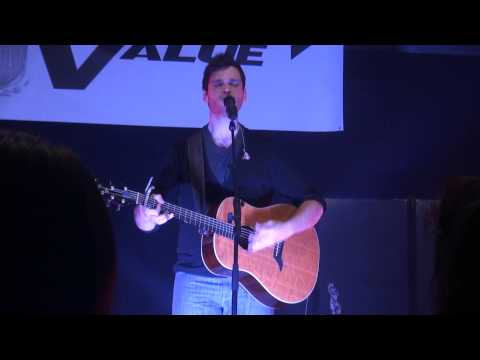 Jimmy Needham - Forgiven & Loved - Clear The Stage Tour NY 2013