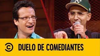 Capi Pérez VS Kike Vazquez | Duelo De Comediantes | Comedy Central LA