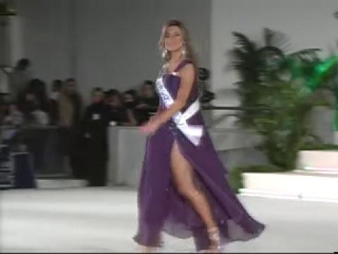 10 Desfile com vestidos de Gala Miss Teresopolis 2009