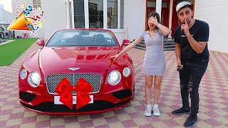 I BOUGHT HER A NEW CAR *EMOTIONAL*