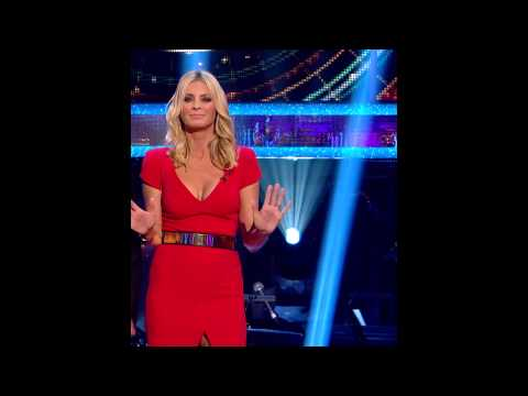 Tess Daly Strictly 3 11 12