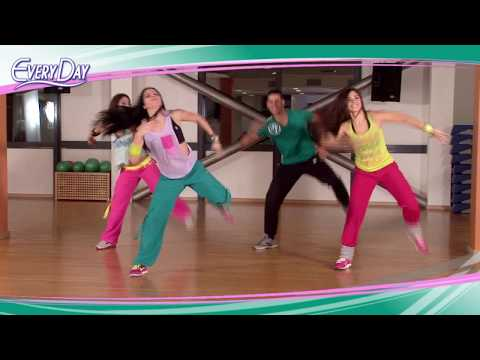 Zumba Be Fit By Everyday video