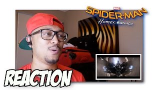 Spider-Man: Homecoming Trailer #1 REACTION!