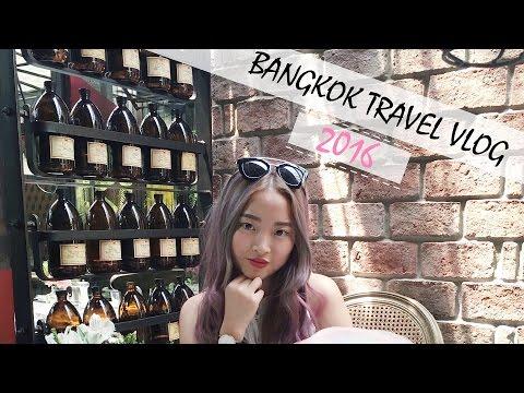 Travel Vlog | Bangkok, Thailand