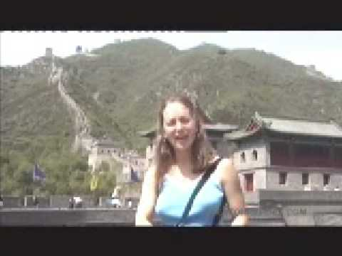 Great Wall of China outside of Beijing - Travel - Jim Rogers World Adventure Video