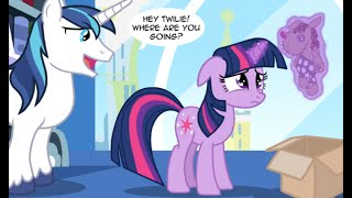 (Redub) MLP: FIM Comic Fandub - My Little Sister , Best Friend forever by Veggie55