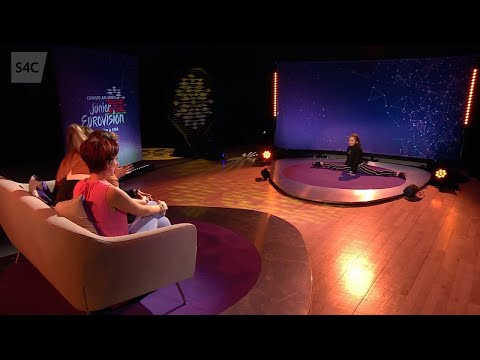 Erin Mai | Chwilio am Seren | Junior Eurovision 2019 | Cymru | Wales