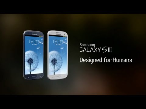 Samsung Galaxy S-III Android Smart Phone Demo
