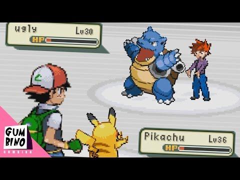 Pokemon parody   if Ash and Gary actually beat the Elite four