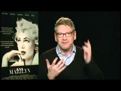 KENNETH BRANAGH INTERVIEW: MY WEEK WITH MARILYN