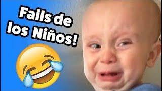 If You Laugh You Lose! Fails Of Children! : Laugh Videos: Extreme Level: Monalisa Kid Fails Comp