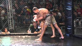 AFL-5 BARCELONA. Paul Marin vs Ronny Gomez