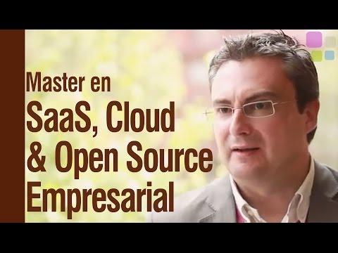 Master en SaaS, Cloud & Open Source Empresarial