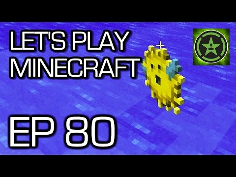 Let's Play in Minecraft - Episode 80 - Fishing Rodeo & Jamboree II
