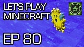 Let's Play in Minecraft - Episode 80 - Fishing Rodeo & Jamboree II