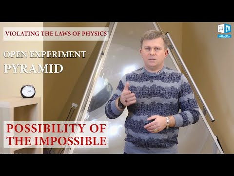 Breaking the laws of physics. Open experiment PYRAMID. On the possibility of the impossible.