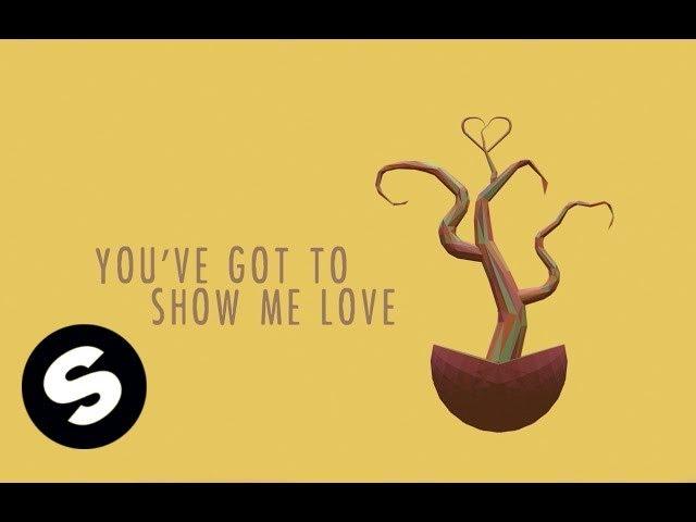Sam Feldt - Show Me Love (Official Lyric Video)