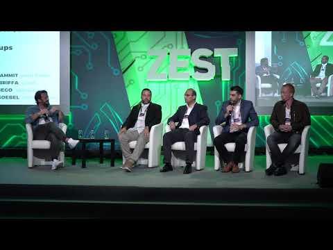 J.D. Salbego Speaks at Delta Summit 2018 - Malta (Blockchain Island)