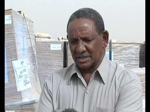 MaximsNewsNetwork: SUDAN'S UPCOMING ELECTIONS - MILLIONS of BALLOTS (UNMIS)