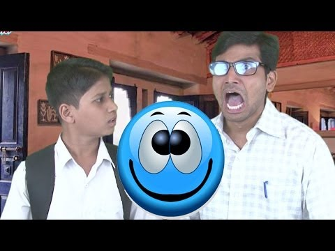 Prashnach Uttar - Marathi Comedy Jokes 5 video