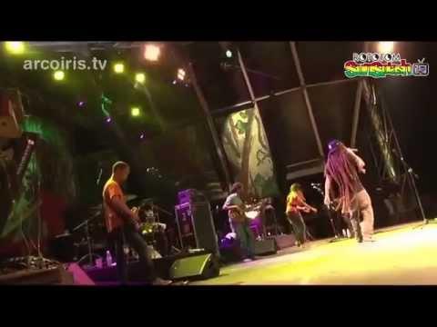 Alborosie Live at ROTOTOM SUNSPLASH 2012